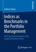 Indices as Benchmarks in the Portfolio Management [Pdf/ePub] eBook
