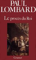 Le procès de Louis XVI Pdf/ePub eBook