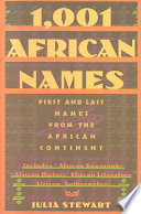 1,001 African Names