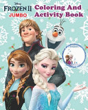 Disney   Frozen Look and Find Activity Book