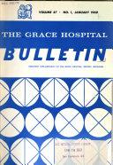 The Grace Hospital Bulletin