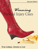 Winning Personal Injury Cases