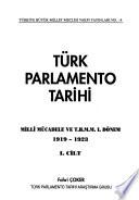 Türk parlamento tarihi