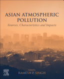 Asian Atmospheric Pollution Book