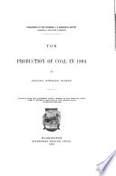 The Production of Coal in 1894     Book PDF
