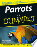 """Parrots For Dummies"" by Nikki Moustaki"
