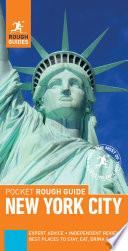 Pocket Rough Guide New York City  Travel Guide eBook  Book