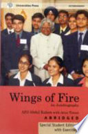 Wings Of Fire Abridged Student Edition