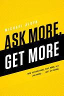 Pdf Ask More, Get More
