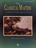 Masters Series  The Classical Masters
