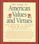 The Book of American Values and Virtues