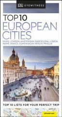 Top 10 European Cities Eyewitness Travel Guide
