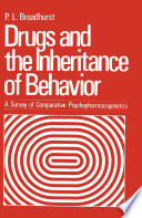 Drugs and the Inheritance of Behavior Book
