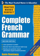 Pdf Practice Makes Perfect Complete French Grammar