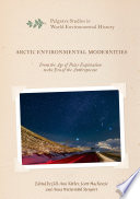 Arctic Environmental Modernities Book