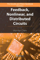 Pdf Feedback, Nonlinear, and Distributed Circuits Telecharger
