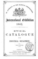 Official Catalogue of the Industrial Department