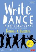 Write Dance in the Early Years Pdf/ePub eBook
