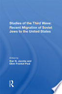 Studies Of The Third Wave Book