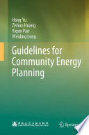 Guidelines for Community Energy Planning Book
