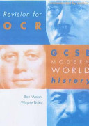 Revise for OCR GCSE Modern World History
