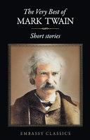 The Very Best Of Mark Twain