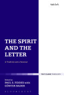 The Spirit and the Letter