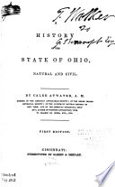A History of the State of Ohio