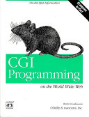 CGI Programming on the World Wide Web