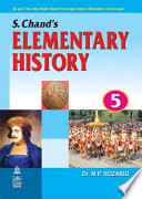 S. Chand'S Elemetary History For Class-5