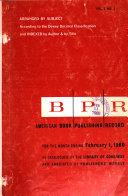 Pdf American Book Publishing Record