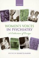Women's Voices in Psychiatry [Pdf/ePub] eBook