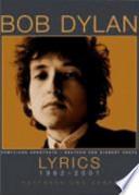 Lyrics 1962 - 2001