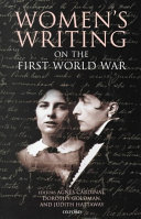 Women s Writing on the First World War