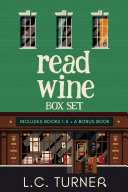 A Read Wine Cozy Mystery Boxed Set