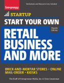 Start Your Own Retail Business and More [Pdf/ePub] eBook