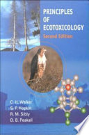 Principles of Ecotoxicology  Second Edition