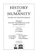 History of Humanity: From the third millennium to the seventh ...