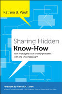 Sharing Hidden Know How
