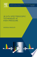 In situ Spectroscopic Techniques at High Pressure