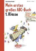 Einfach lernen mit Rabe Linus - Mein erstes großes Abc-Buch