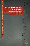 Culture and Structure at a Military Charter School Pdf/ePub eBook