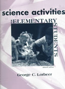 Science Activities for Elementary Students