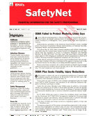 BNA s Safetynet Book