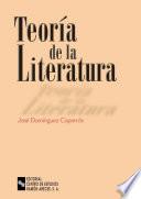 Teoría de la literatura