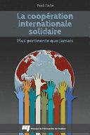 Pdf La coopération internationale solidaire Telecharger