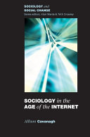 Sociology in the Age of the Internet