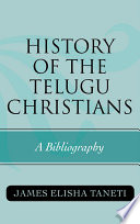 History of the Telugu Christians