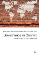 Governance During Conflict: Selected Cases in Europe and Beyond