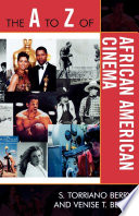 The A to Z of African American Cinema Book